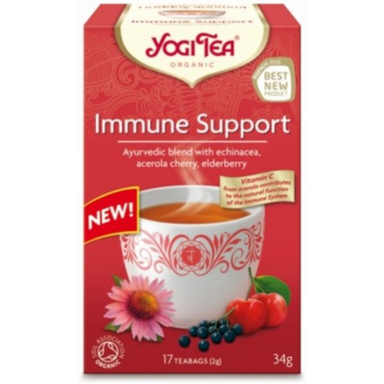 Υogi tea immune support
